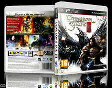 (PS3) Dungeon Siege III / 3 (M) Guaranteed, 100% Tested