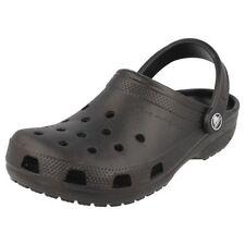 Sandali e scarpe Crocs nero per il mare da donna dalla Cina
