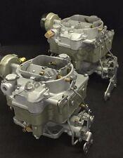 1956 Cadillac Eldorado Carter WCFB Carburetor *Remanufactured
