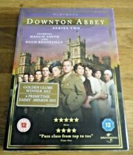 Downton Abbey: Series 2 DVD (2011) Hugh Bonneville 4 discs VGC