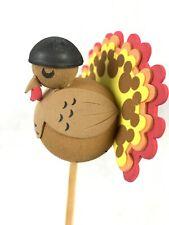Mickey Mouse Antenna ball topper Disneyland Disney Thanksgiving Turkey