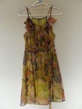 Portmans Chiffon Floral Sundress Size 10