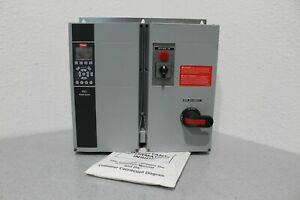 BRAND NEW Danfoss VLT HVAC Frequency Drive 3.7KW/5.0HP 131F3347 FREE SHIPPING
