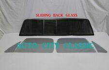 1981-1989 Chevrolet/GMC Pickup Vent & Door & Sliding Back Glass C10/K10