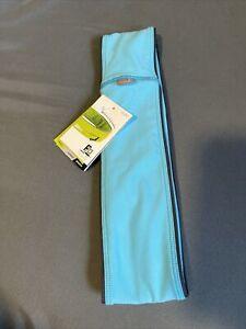 FlipBelt Running Belt - Running Accessory & Active Gear Aqua NWT Sz Medium