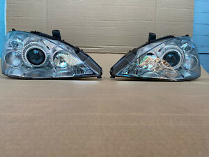 For FORD FOCUS 2001-2004 FRONT HEADLIGHT XENON PAIR(LEFT+RIGHT) tuning depo