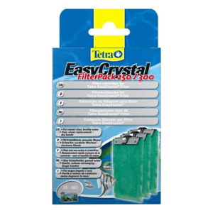 Tetra EasyCrystal Filter Pack 250/300 with Activated Carbon 2 cartridges, sealed