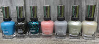 SALLY HANSEN COMPLETE SALON MANICURE NAIL POLISH - PICK YOUR SHADE