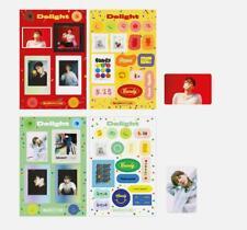 BAEKHYUN EXO Delight SMTOWN OFFICIAL GOODS SMARTPHONE DECO SET + PHOTOCARD NEW