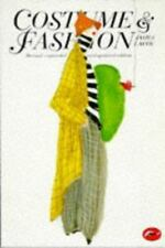 Costume and Design A Concise History by James Laver (1995,PB) Book