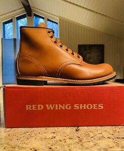 Rare Red Wing 9013 Beckman Boot Chestnut 11D Iron Ranger Goodyear Welt  🔥