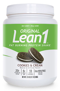 Lean1 2-LB (15-serving) - cookies and cream (original) sold by Nutrition53
