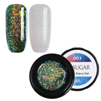 UR SUGAR 5ml Soak Off UV Gellack Galaxie Starry Chamäleon Nail Art Gel Nagellack
