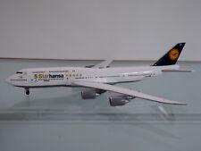 """Herpa 531504 - 1:500 - Lufthansa Boeing 747-8 Intercontinental"""" Starhansa Nuevo"""