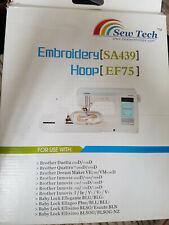 Sew Tech Embroidery Hoop SA439/EF75 - 5x7