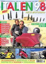 RM98 + ITALIEN 98 + LAVERDA 750 S + DUCATI ST2 + REISE MOTORRAD