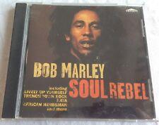 BOB MARLEY - SOUL REBEL, Audio CD Album