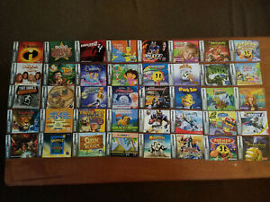 Lot of 40 Nintendo Game Boy Advance - GBA - Original Manuals Only - Authentic