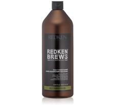 Redken BREWS Daily Conditioner 1 x 1lt All hair types RFM