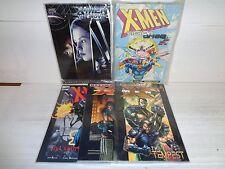 X-Men TPB LOT! Movie Beginnings, All Saints Day, more! 5 books (b#14475)
