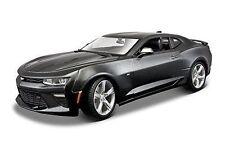 1/18 Maisto 31689 Chevrolet Camaro SS Dark Grey 2016