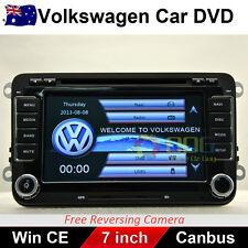 """7"""" 2 Din Car DVD GPS Player Navi For Volkswagen VW GOLF JETTA POLO PASSAT TIGUAN"""