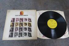 Jeff Beck Group - S/T Uk '72 1st Press Epic S Epc 64899 A1 B1 Blues Rock Rare Lp