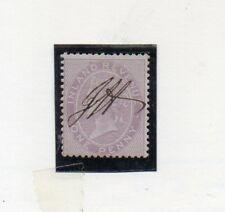 Gran Bretaña Valor Fiscal Postal del año 1867 (DN-590)