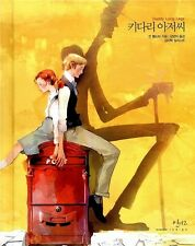 Korean Illustration Book Daddy Long Legs Hard Covered Freeship 9788992632317
