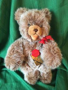 "Hermann Teddy Bear Original Modell 14"" Tall"