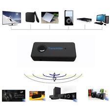 Bluetooth Inalámbrico v3.0 A2DP 3.5mm Adaptador de remitente transmisor de audio música estéreo