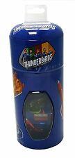 ! nuevo! Reloj de pantalla de cristal líquido Thunderbirds edad 3+ Thunder aves son ir