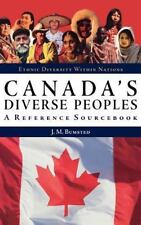 Canada's Diverse Peoples: A Reference Sourcebook (Ethnic Diversity Wit-ExLibrary