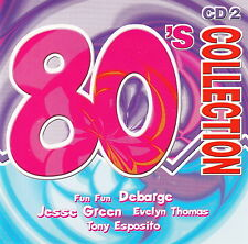 Compilation CD Collection 80's - CD2 - Holland (M/M)