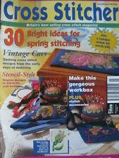 March Cross Stitcher Hobbies & Crafts Magazines