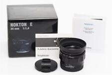 Voigtländer f. Sony E Nokton 1.4/35mm Classic