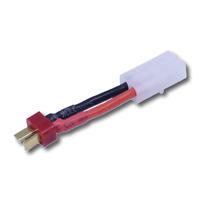 Adapter T-Dean Dean T-Plug T-Stecker auf Tamiya Buchse Carson Lipo Akku Kabel RC