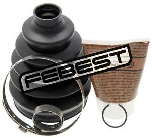 1917P-E70 Genuine Febest Boot Outer Cv Joint Kit 86x123x26 31607545108