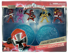 Limited SDCC 2017 Power Rangers Micro Morphins Translucent Mini 5 Pack Exclusion