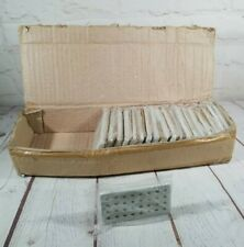 "Vintage Msr Imports 2"" x 4"" Sealed Grill Bricks (18 Pieces) No. 6509 (Open Box)"