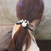 1 Pc Fashion Women Hair Rope High Elastic Lace Rubber Korean Hair Accessories c