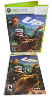 Disney Pixar UP W Manual Xbox 360 Game