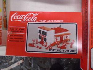 K-line Coca-Cola bottling plant train accessories K-40111  New in box