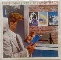 "Supertramp⚠️Mint-⚠️1986-12""LP-Autobiography-393904-1/Germany"