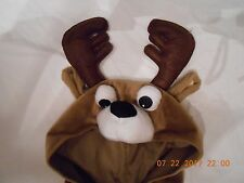 Dog Costume - Reindeer - Medium