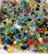 Wholesale Lot  New Fancy Assorted Mixed Jewelry Supplies,Beads,  Etc..1/3 lb.