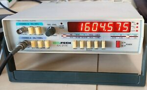 Iso-Tech IUC 2175 FREQUENCY COUNTER, 5Hz to 175 MHz, good working condition