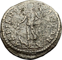 CARACALLA 198AD Hadrianopolis Thrace DIONYSUS PANTHER Ancient Roman Coin i58344