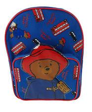 Paddington Orso Londra Zaino con Tasca Frontale Zaino,borsa Per La Scuola