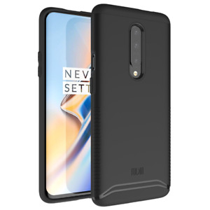 TUDIA Slim-Fit MERGE Dual Layer Protective Cover Case for OnePlus 7 Pro